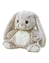 "1 X Sweet and Softer Cuddle Bunny 10"" by Aurora"