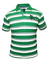 Peter England Green T-Shirt