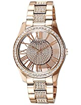 Kenneth Cole  Analog Pink Dial Women's Watch - IKC0029