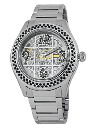 Burgmeister Damen-Armbanduhr Sunshine Analog Automatik Edelstahl BM170-111