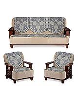Zigma Collections Saneel Sofa Dust Covers set.