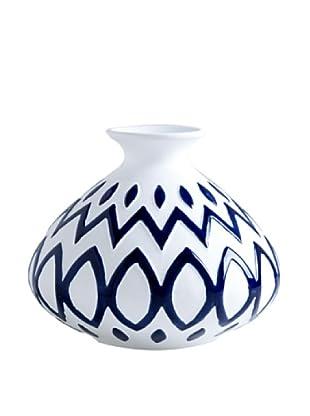 Shiraleah Sahara Urn Vase (Cobalt)