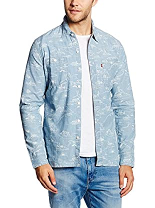 Levi's® Camicia Uomo L/S Stock Workshirt