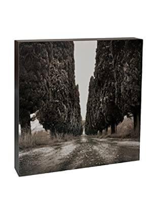 Art Block Tuscany - Fine Art Photography On Lacquered Wood Blocks