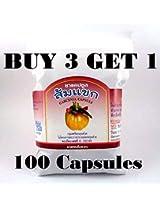 100 Capsules 3000mg Daily Garcinia Cambogia Weight Loss HCA 75 % Diet Slimming..