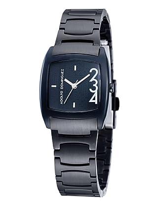 Adolfo Dominguez Watches 39007 - Reloj de Señora cuarzo brazalete metálico Negro