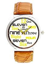 Adamo White Dial Men's Gents Wrist Watch AD1101Y