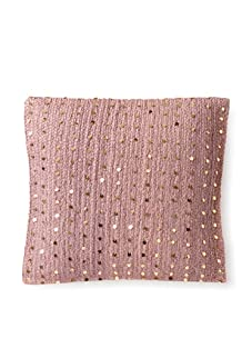 """Mar Y Sol Lola 20"""" Square Pillow (Lilac)"""