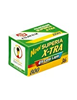 Superia 800 (135-36) Pro Colour negative Film