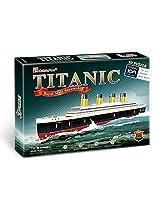 Medium RMS Titanic Ship 3D Puzzle. Home/Office Decoration