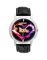 ORNIX Multi-Colour Dial Analogue Watch for Men (VAL-102)