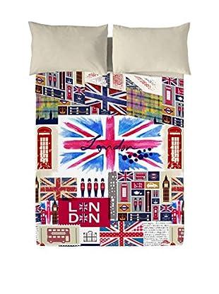 NATURALS Juego De Sábanas Britain