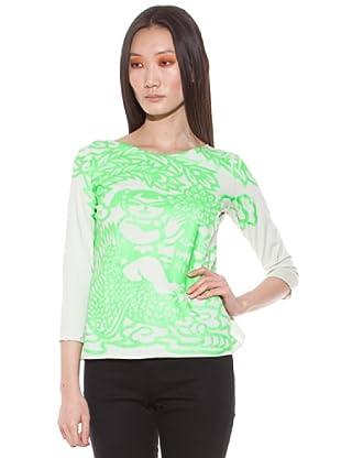 Custo Camiseta Adads (Multicolor)