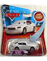 Disney / Pixar CARS Movie 155 Die Cast Car with Lenticular Eyes Series 2 Antonio Veloce Eccellente