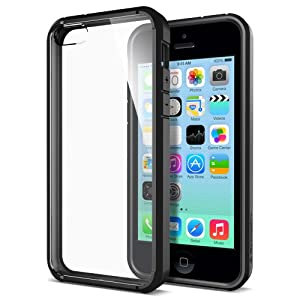 Spigen SGP Ultra Hybrid Case for iPhone 5C (Gray)