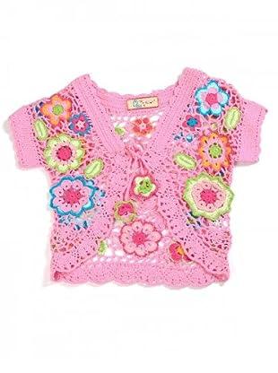 My Doll Weste (rosa/multicolor)