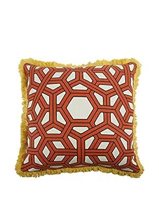 Thomas Paul Hexagon Pillow, Alcazar