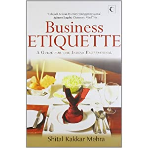 Business Etiquett: A Guide for the Indian Professional