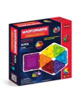 Magformers Rainbow Clear Solid Set (14-pieces)