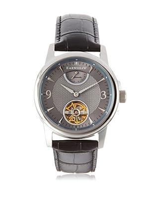 Earnshaw Men's 8014-04 Flinders Black/Grey Stainless Steel Watch
