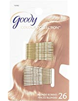 Goody Colour Collection Blonde Mini Bobbies - 26 Pk.