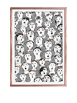 Surdic Panel Decorativo Little Singers Multicolor