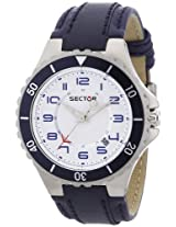 Sector Analog White Dial Men's Watch - R3251111045