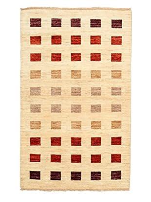 Darya Rugs Modern Oriental Rug, Ivory, 3' 1
