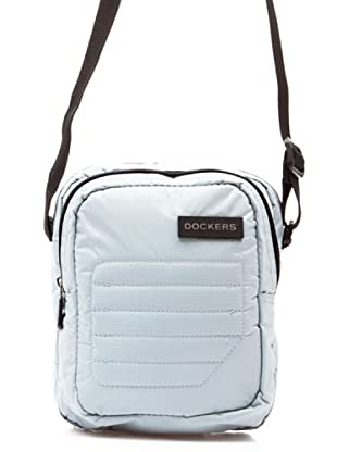 Dockers Bags Bolsa Pequeña Asimétrica (Gris)