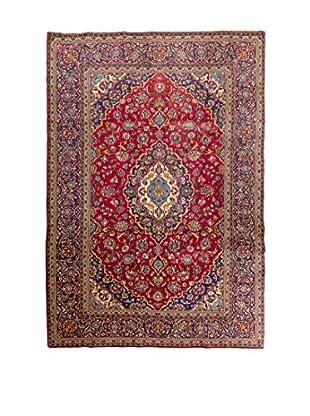 RugSense Alfombra Persian Kashan Rojo/Azul/Multicolor 303 x 200 cm