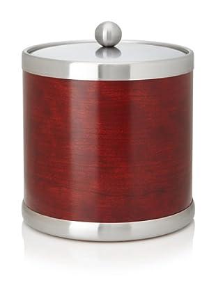 Kraftware American Artisan Wood Ice Bucket (Rosewood)