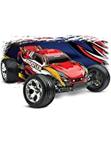Traxxas Rtr 1/10 Rustler 2.4 G Hz With 7 Cell Battery And Charger (Colors May Vary)