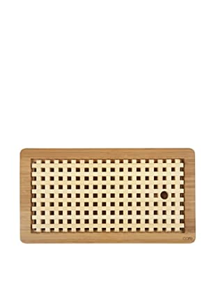 Core Bamboo Lattice Bread Board, Natural