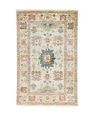 Eden Teppich   Agra Special 101X146 mehrfarbig