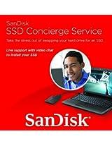 "SanDisk SSD Concierge Service 2.5"" SDSSD-SWAP-G25"
