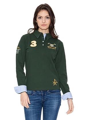 Valecuatro Polo Parche Polo (Verde)