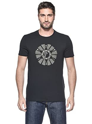 Versace Collection Camiseta Chase (Negro)