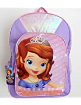 "Disney Little Princess - Sofia the First Fairy Large Full Size 16"" Backpack by Disney"