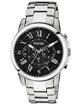Fossil End-of-Season Analog Multi-Colour Dial Men Watch - FS4907