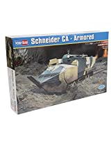 Hobby Boss Schneider CA Armored Military Vehicle Building Kit