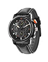 Police Uhr Herrenuhr Black Dial Men's Watch PL14250XSB02J