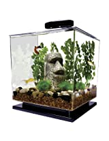 Tetra 29095 Cube Aquarium Kit, 3-Gallon