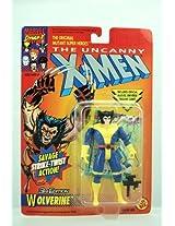 """The Uncanny X Men 3rd Edition Wolverine 5"""" Action Figure (1996 Toy Biz)"""