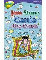 Oxford Reading Tree: Level 11B: TreeTops: Gem Stone Genie - the Crash (Treetops Fiction)