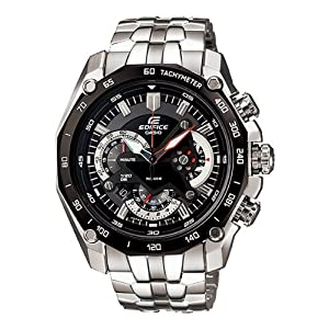 Casio Edifice EF-550D-1AV (ED390) Chronograph Black Dial Men's Watch