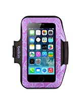 Belkin Armband Case for iPhone 5/5s/5c - Retail Packaging - Purple