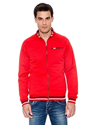 Pepe Jeans London Sudadera Monoloque (Rojo)