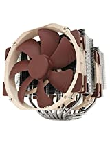 Noctua NH-D15 Premium CPU Cooler with NF-A15 x 2 PWM Retail Cooling Fans