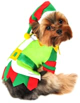 Anit Accessories 26-Inch Santa's Lil' Helper Dog Costume, X-Large