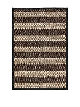 Concept Luxury Teppich Bamboo natur/braun